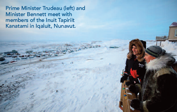 Trudeau's Arctic: Warming up to the region