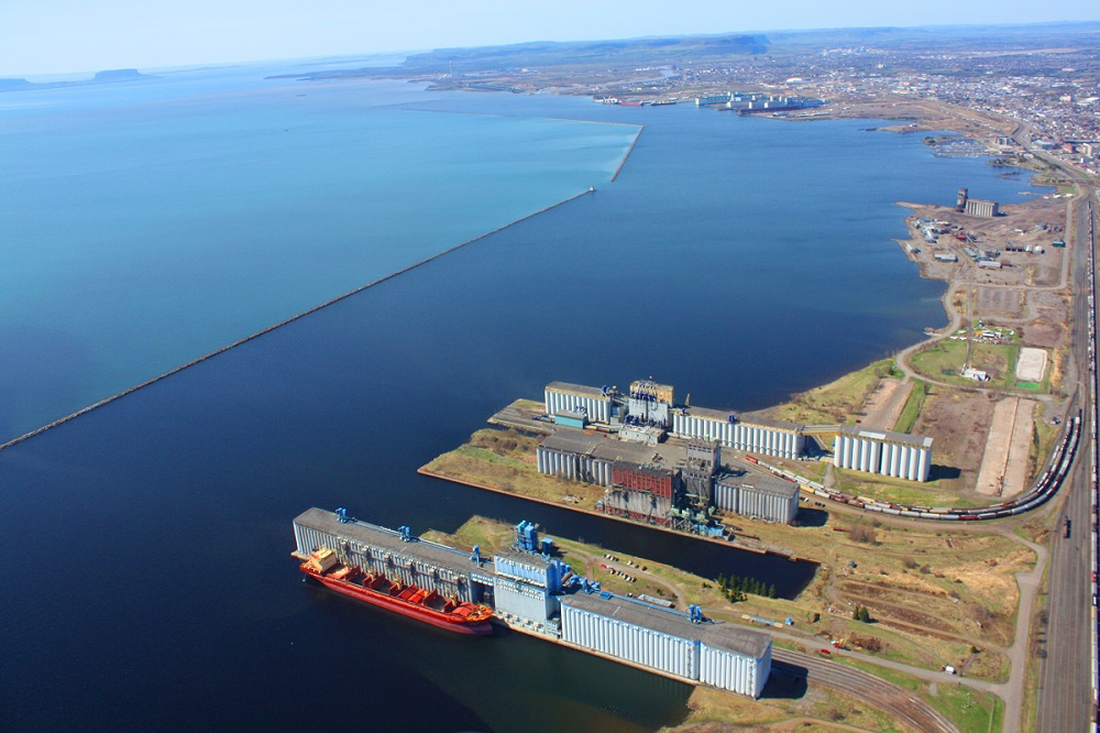 Port of Thunder Bay volumes are on track to rival previous three 'excellent' seasons