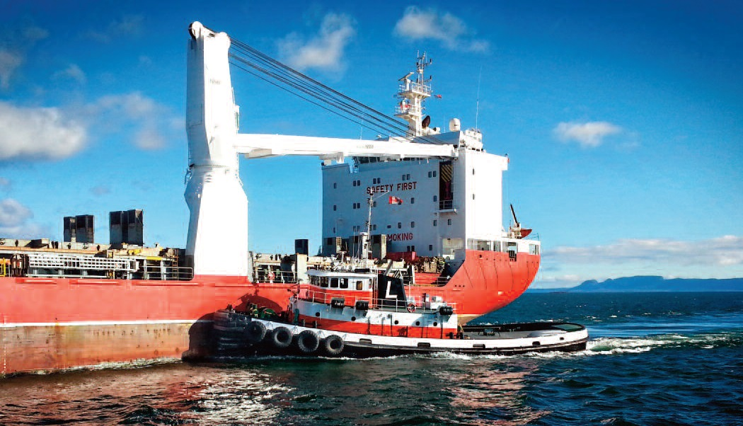 Port of Thunder Bay: Local tug company invests in diverse asset