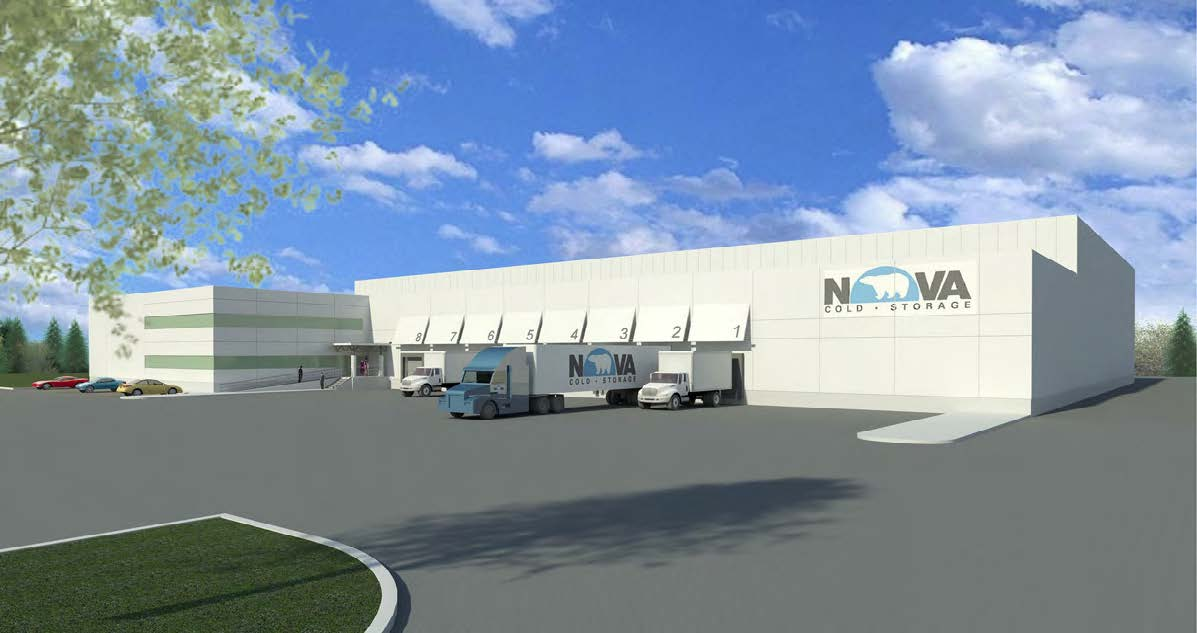 Nova Cold Logistics a vital enabler of Nova Scotia's food export industries
