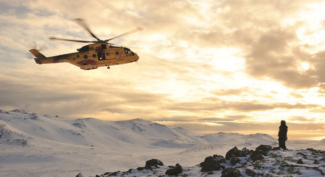 A warming Arctic – Canada's need for Marine Response
