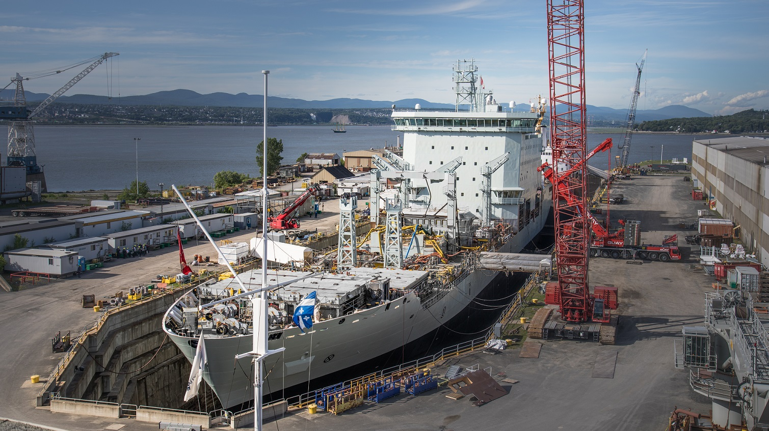 Project Resolve resolving a Canadian naval capability gap