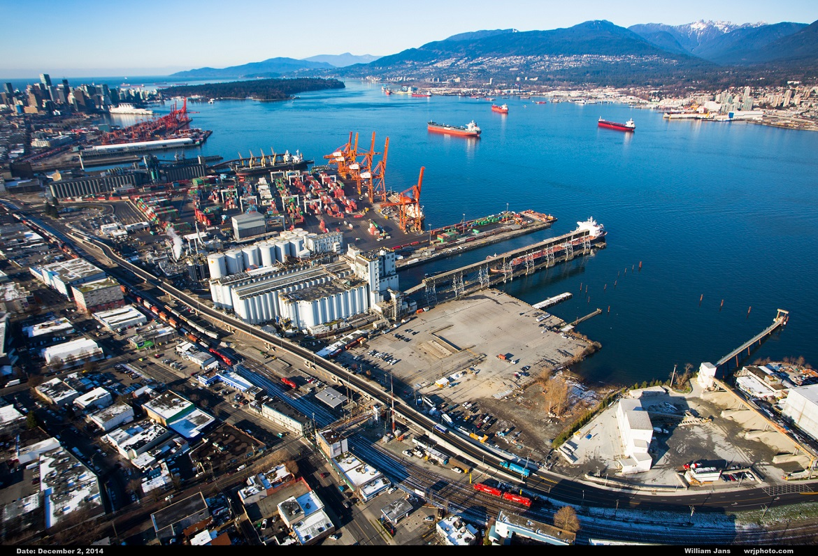 Record-breaking growth at Canada's most diversified port