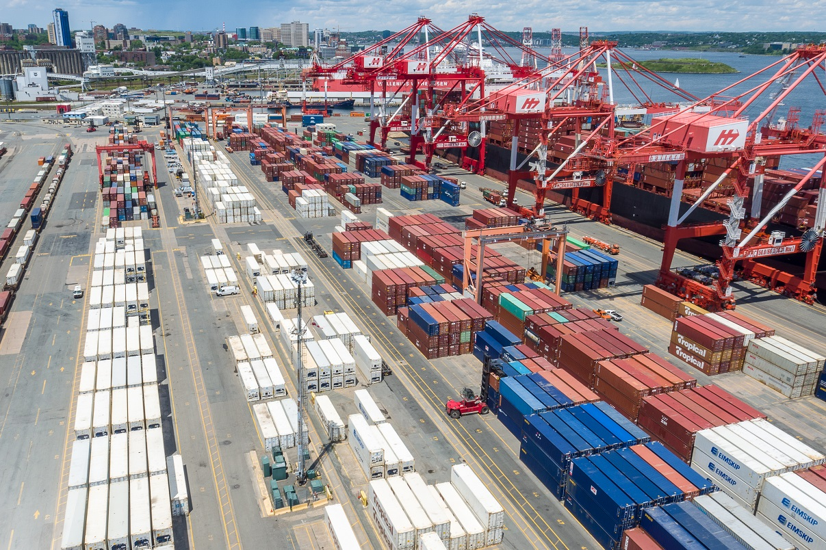 Temperature-controlled cargo of key importance to Port of Halifax