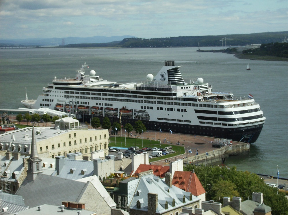 Cruise industry feeling pinch from speed reduction in Gulf of St. Lawrence