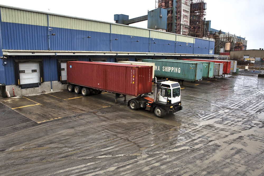 With forest product transload facilities, Port of Prince Rupert a critical element of the supply chain