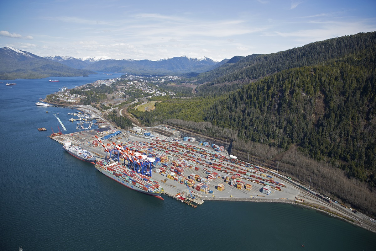 Port of Prince Rupert celebrates completion of Phase Two Fairview Terminal expansion