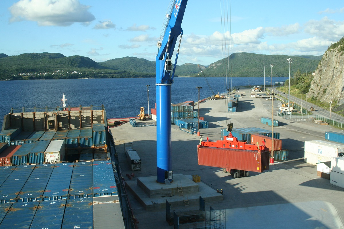 Proposed fabrication facility would boost fortunes for Newfoundland port