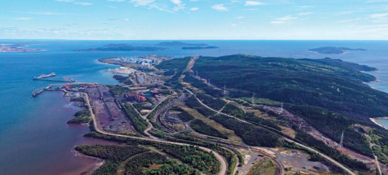 A new dawn for Port of Sept-Îles