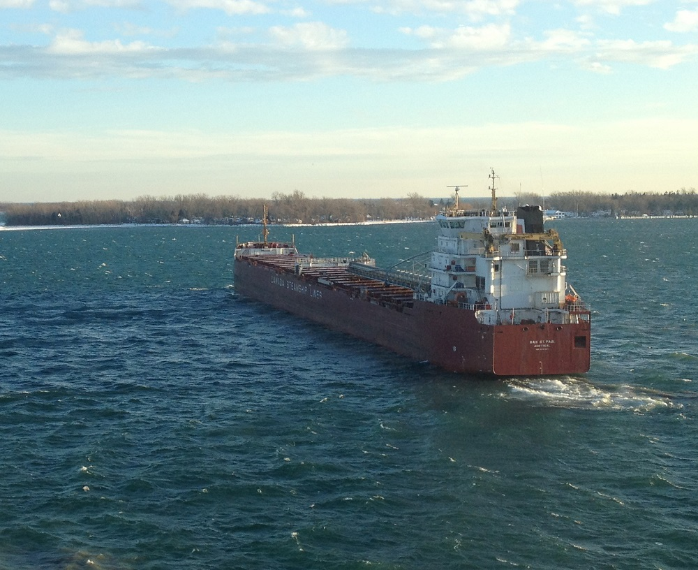 New ships are showing their worth, Great Lakes-Seaway operators say
