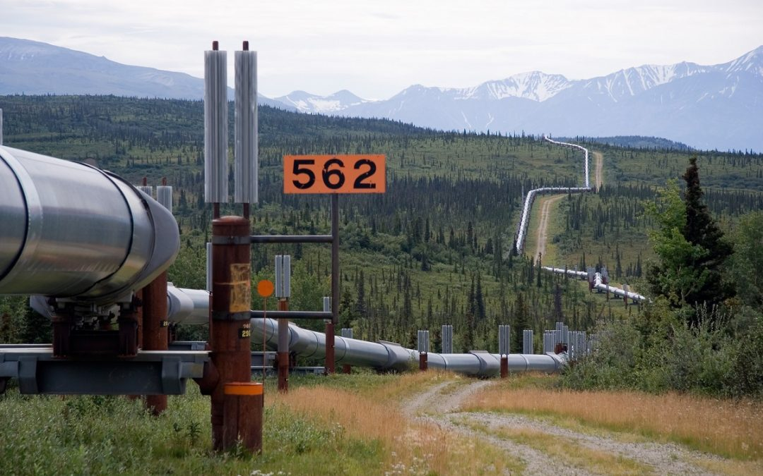 Oil pipeline approval also generates Federal initiatives to protect and restore B.C.'s coast