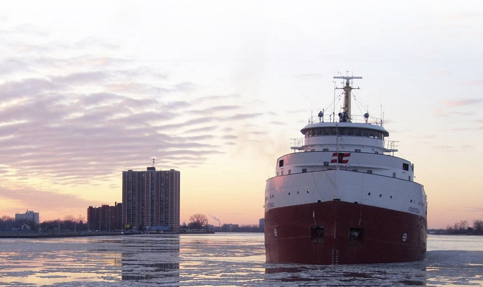 Seaway volumes: steady as she goes