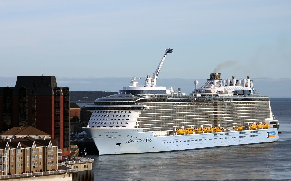 Cruise a critical part of the marine sector for Saint John