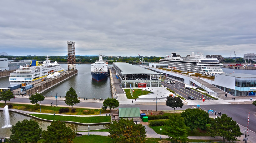 Port of Montreal's new Grand Quay enjoys yet another record cruise season