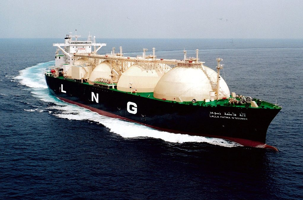 Will LNG riches now come within Canada's reach, as the global market continues to grow?
