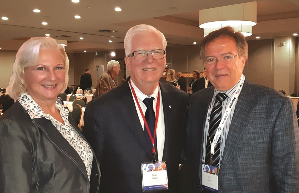 How to build ports for the future – Highlights of ACPA's 60th Annual Conference in Saint John