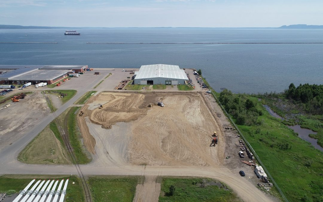 Modernization project expected to boost Thunder Bay's cargo prospects