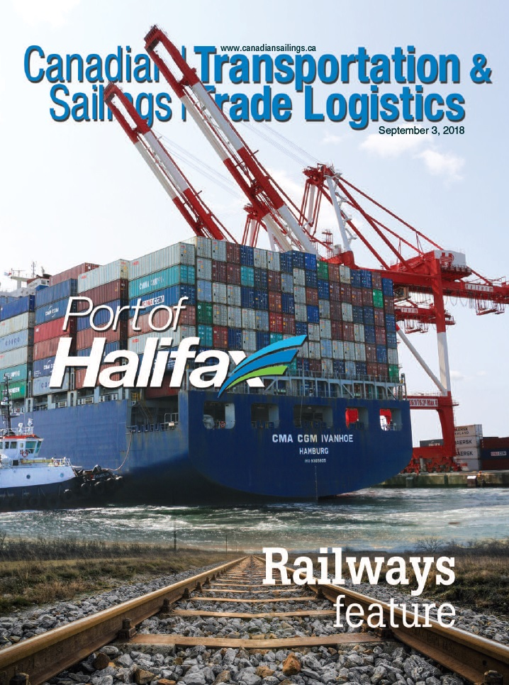 Canadian Sailings Magazine Past issues - Canadian Sailings