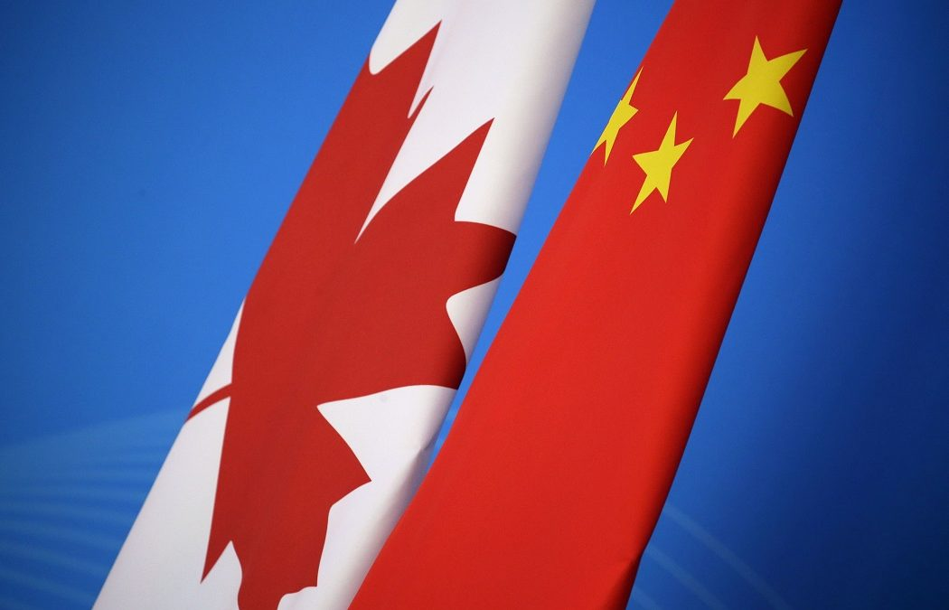 Canada-China relations the worst since Tiananmen