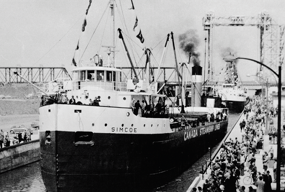 Seaway's 60th anniversary has deep roots