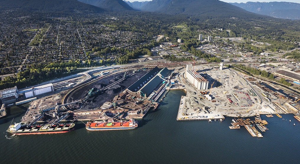 Vancouver terminal expansion happening against a backdrop of increasing land shortage