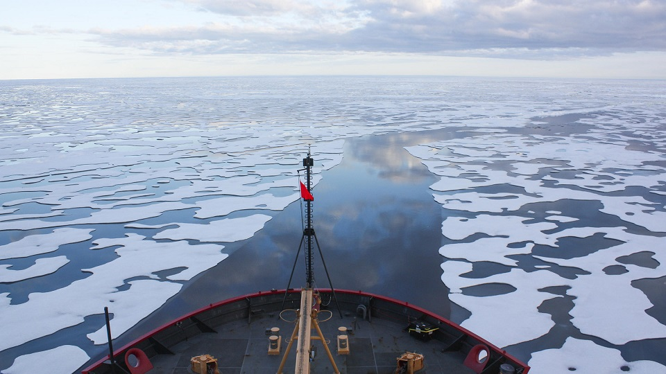 The Arctic Ocean Basin – is it really Putin's playground?