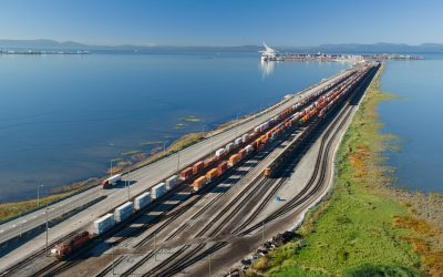 Vancouver port dispute with container terminal tenant over capacity expansion