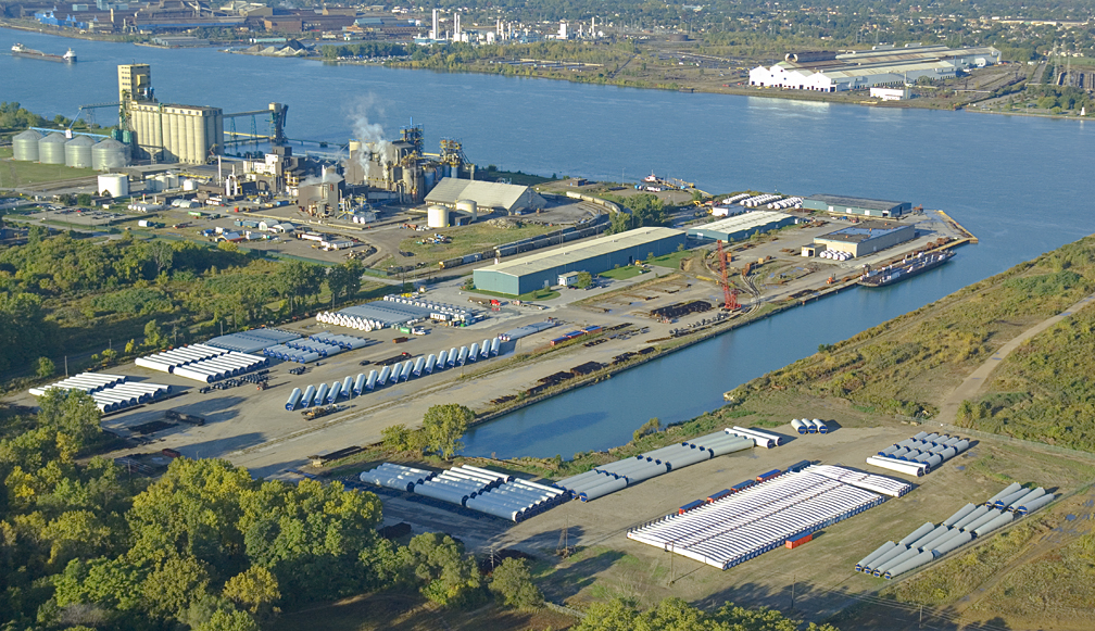 Morterm Limited – Port of Windsor's full-service marine terminal