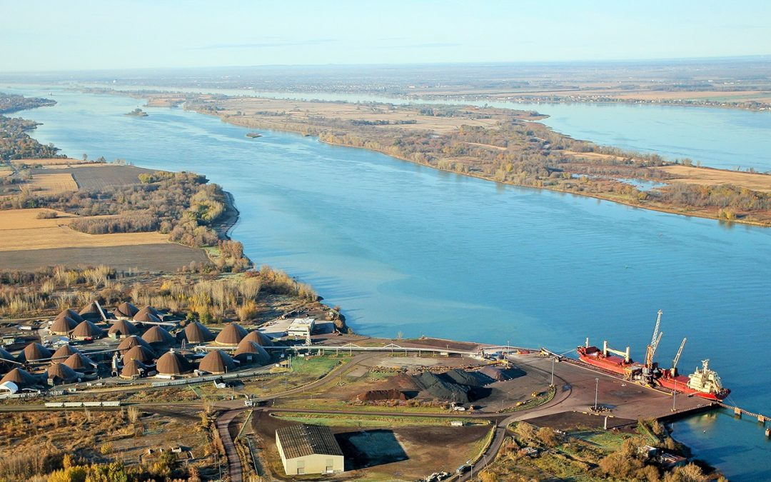 Canada's Infrastructure Bank signs MOU with Port of Montreal re Contrecœur development