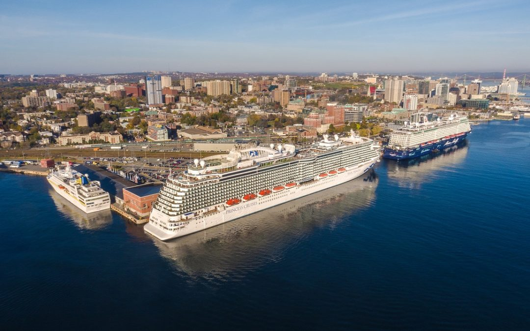 Cruise industry continues to grow in importance for Halifax local economy