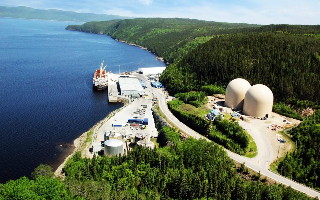 Port of Saguenay well positioned to support new area industrial development
