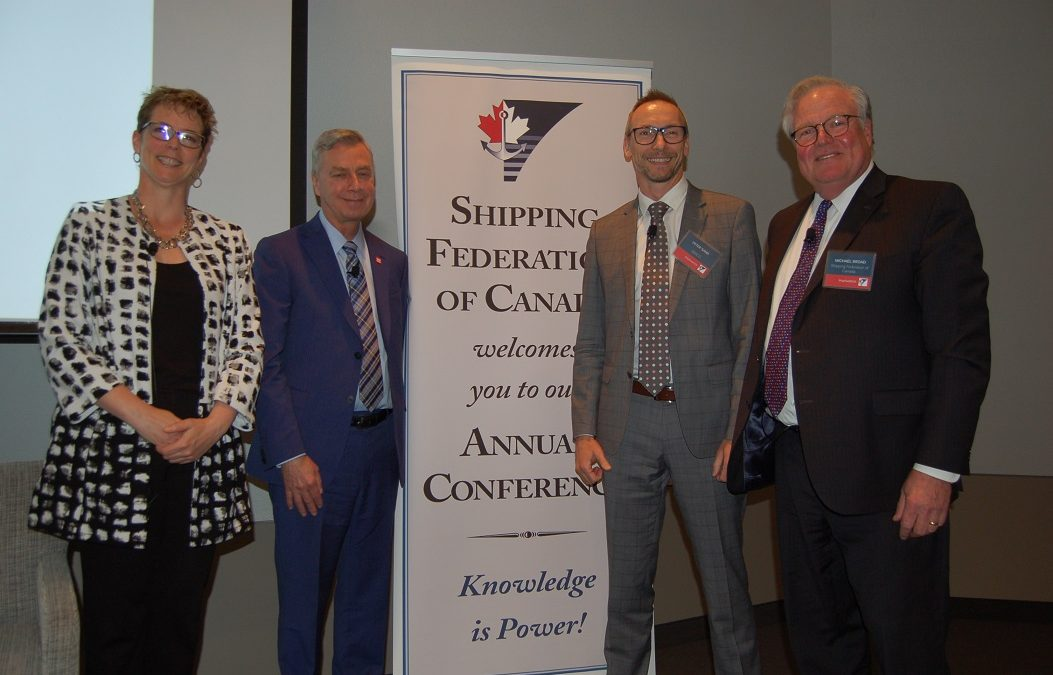 Proceedings of Shipping Federation Conference held in Montreal
