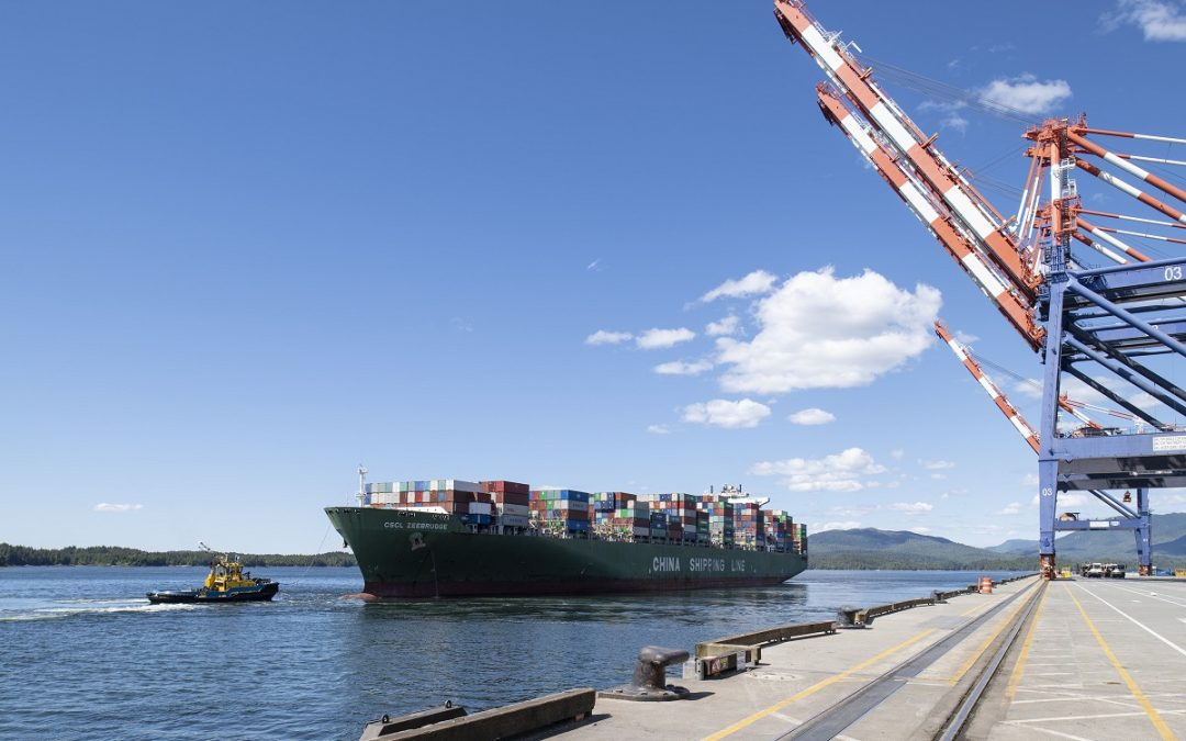 Prince Rupert port growth poised to double over next decade