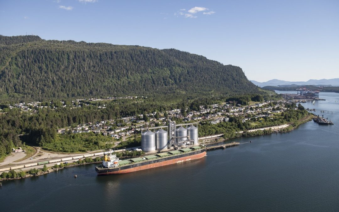 Prince Rupert: Major projects receive federal financing