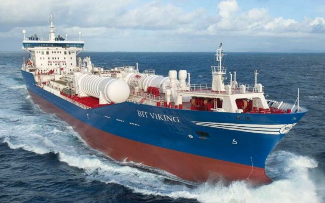 LNG: the fuel of the future for container ships, or a 'disastrous' option?