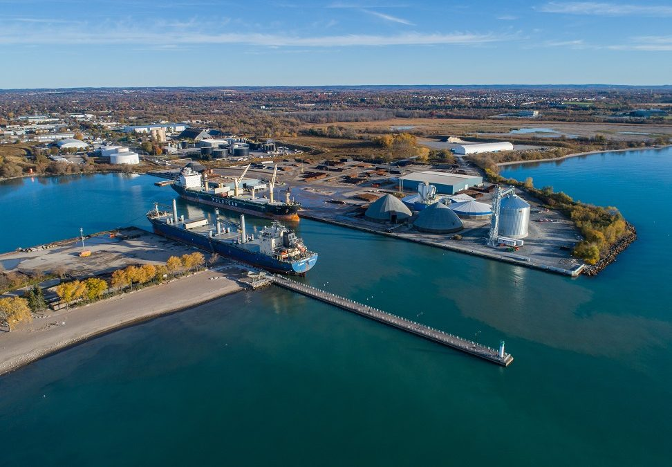 Great Lakes ports generally upbeat going into 2020 even with high water and other challenges