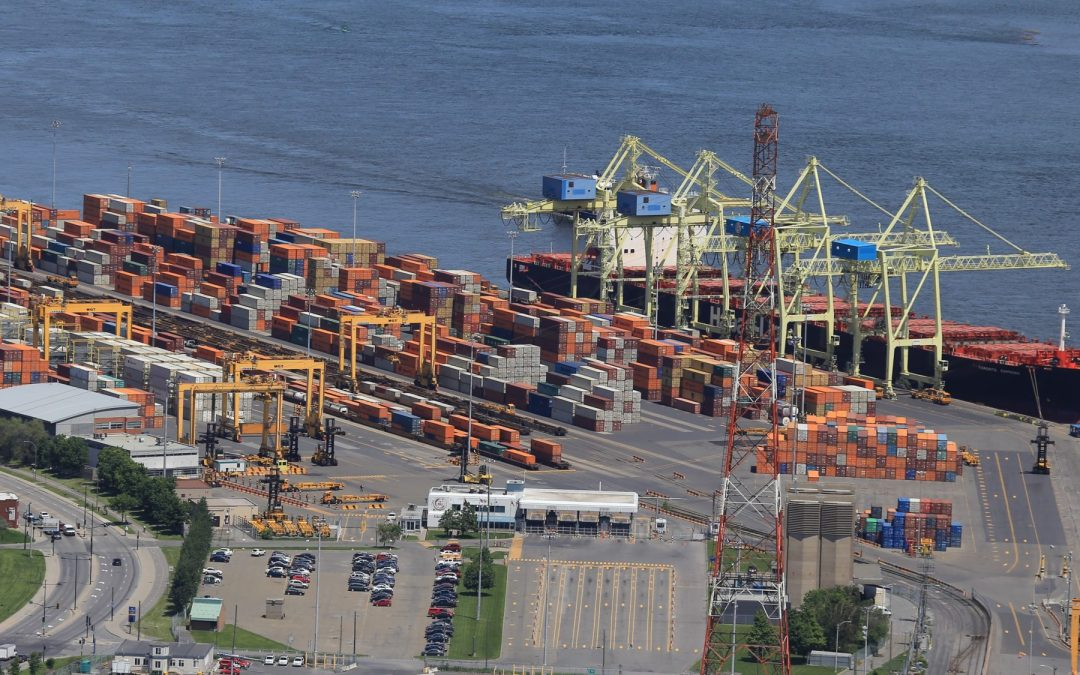 Year-end review of St. Lawrence River ports