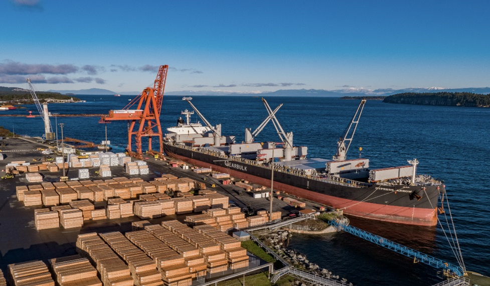 West coast ports pursue major expansion projects