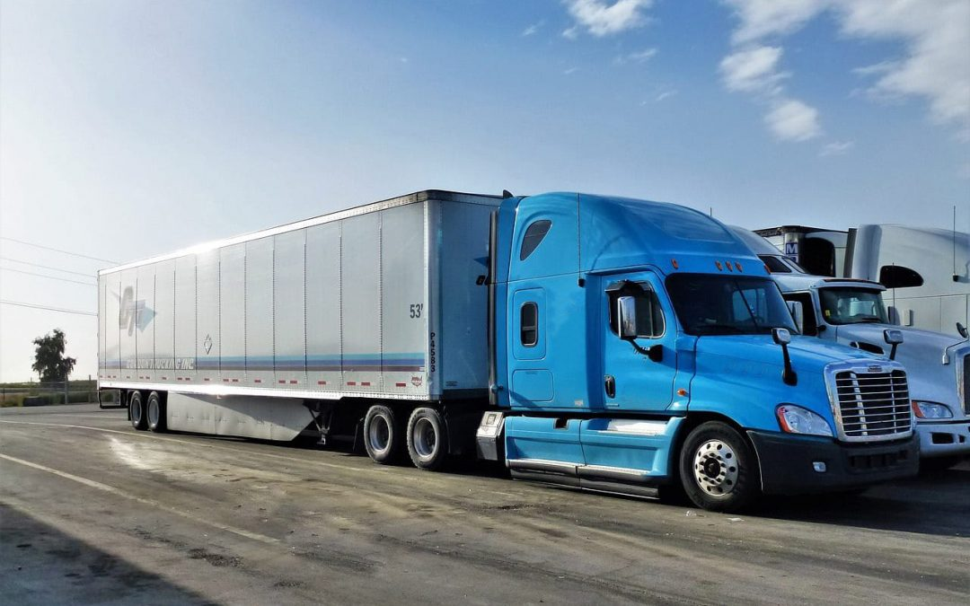Pandemic put the trucking sector in the spotlight