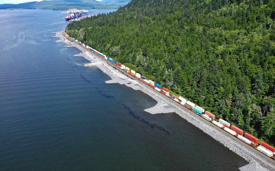 Port of Prince Rupert poised to set another cargo record