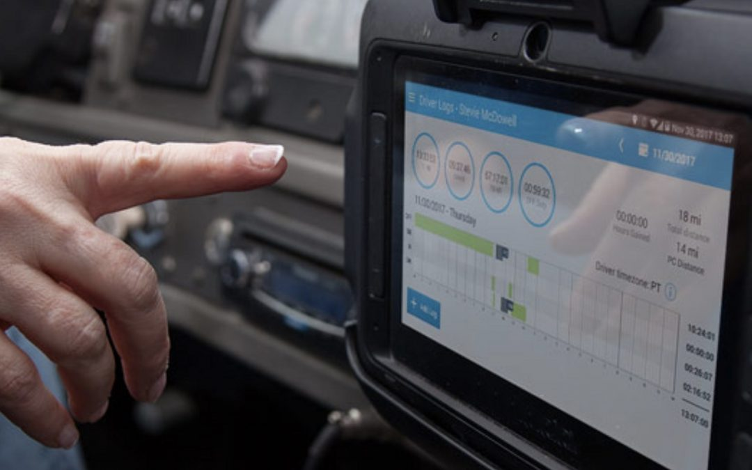 Electronic log books for commercial trucking finally get the green light