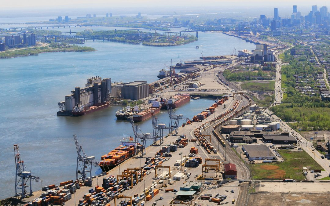 Canada Port Authorities pass the COVID stress test, look to the future