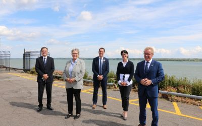 Port of Trois-Rivières awarded financial support