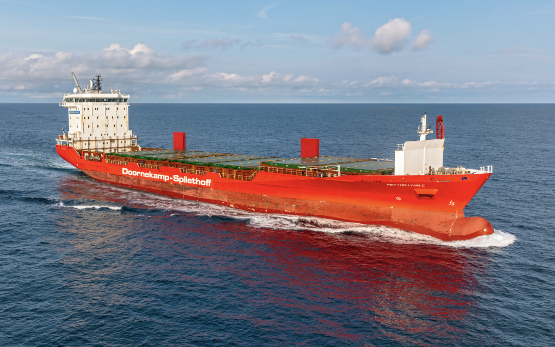 Spliethoff's Cleveland Europe Express expanded