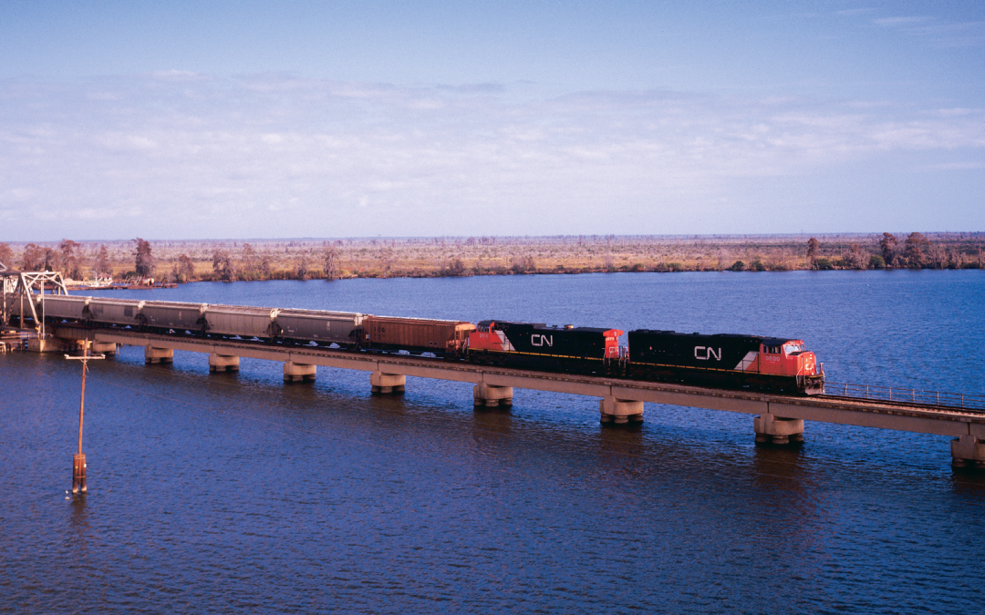 CN drops out of race for KCS, leaving CP to merge with the US Class 1 railway