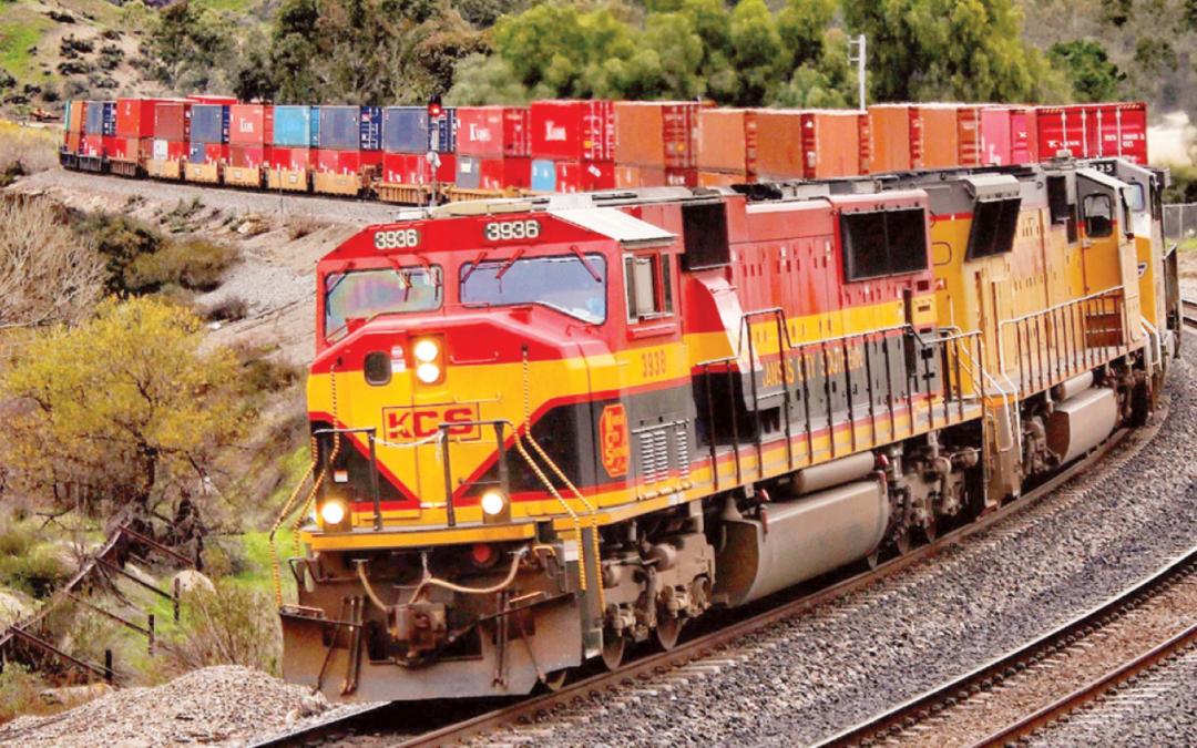 CP and Kansas City Southern agree to combine, creating first single-line rail network linking U.S., Mexico and Canada