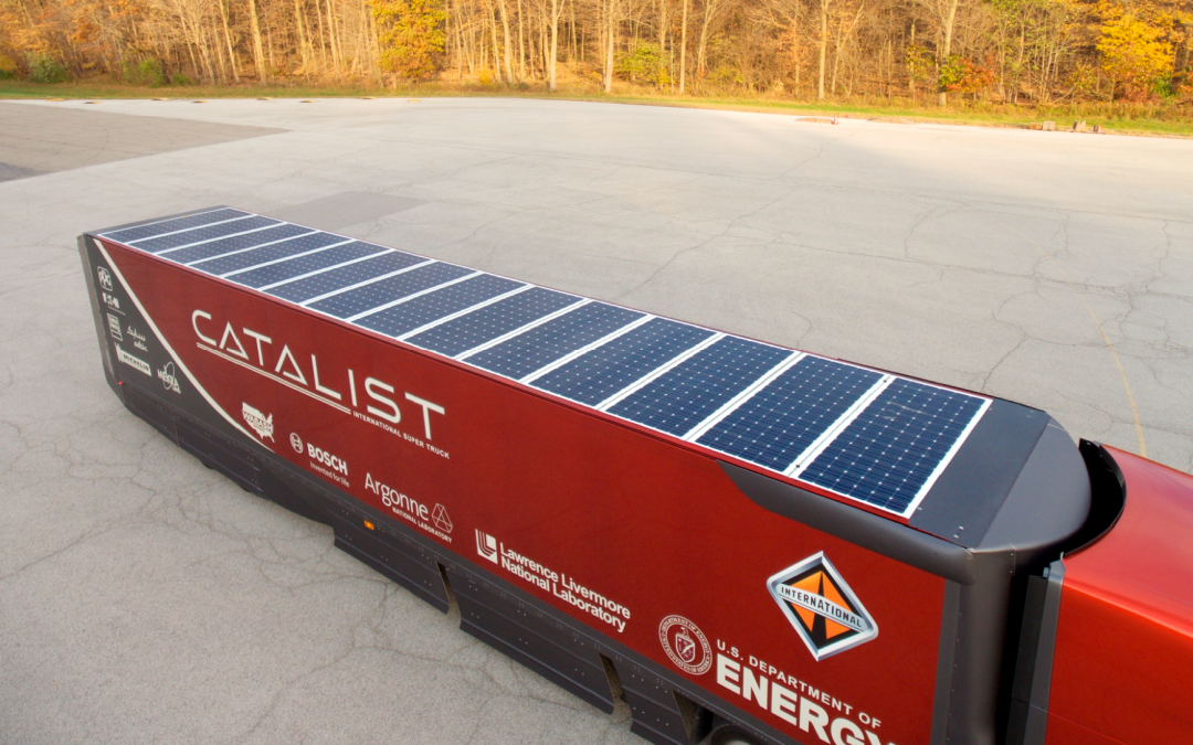 Solar-powered reefers promise to replace  diesel units