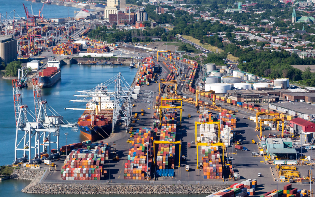 Lots of developments to ease Montreal area's future freight transportation